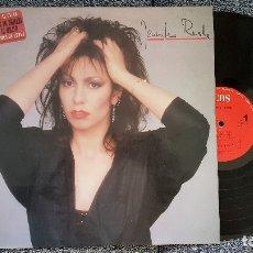 Discos de vinilo: JENIFER RUSH. LP. THE POWER OF THE LOVE. EDITADO POR BBS. AÑO. 1983. Lote 182398988
