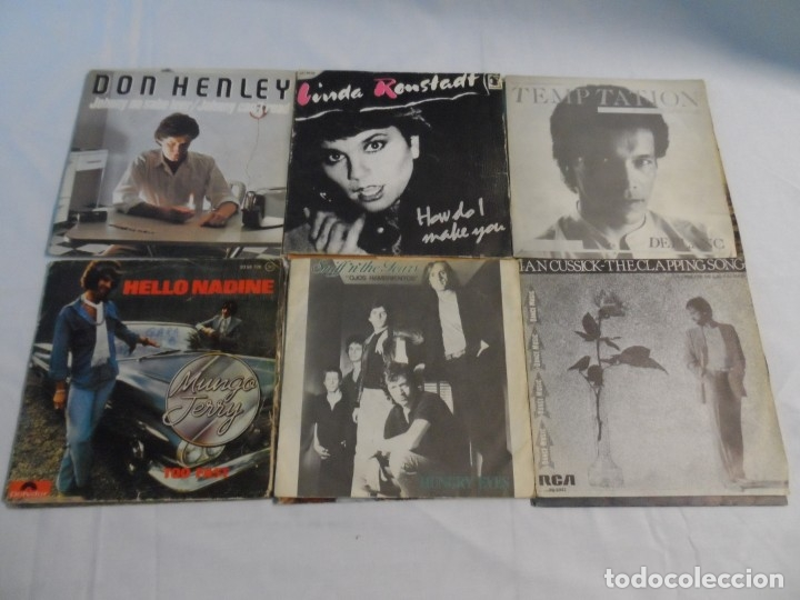 Discos de vinilo: LOTE DE 25 SINGLES - Foto 2 - 182399055