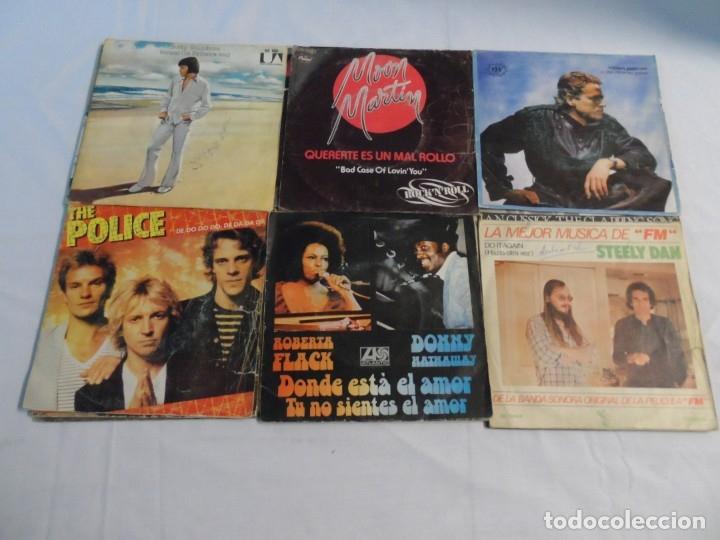 Discos de vinilo: LOTE DE 25 SINGLES - Foto 3 - 182399055