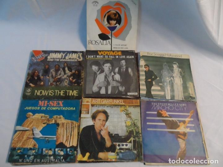 Discos de vinilo: LOTE DE 25 SINGLES - Foto 4 - 182399055