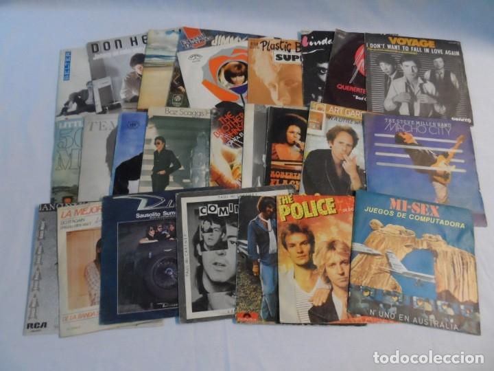 Discos de vinilo: LOTE DE 25 SINGLES - Foto 5 - 182399055