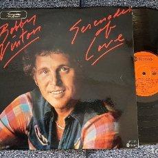 Discos de vinilo: BOBBY VINTON. LP. SERENATAS DE AMOR. EDITADO POR ABC RECORDS. AÑO. 1978. SPAIN.. Lote 182400031