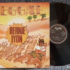 Discos de vinilo: BERNIE LYON. REGGAE. EDITADO POR MOVIEPLAY. AÑO. 1980. SPAIN.. Lote 182402510