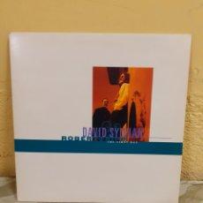 Discos de vinilo: DAVID SYLVIAN ROBERT FRIPP - THE FIRST DAY. Lote 182403703