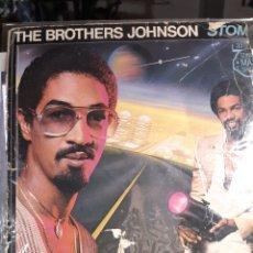 Discos de vinilo: THE BROTHERS JOHNSON*-STOMP!. Lote 182404008