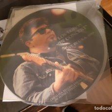 Discos de vinilo: VINILO PIRATA LOS LOBOS IN CONCERT LIVE IN THE USA 1985, VINILO ILUSTRADO. Lote 182407637