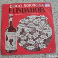 Discos de vinilo: DISCO EP DE FUNDADOR NURIA FELIU AÑO 1970. Lote 182409567