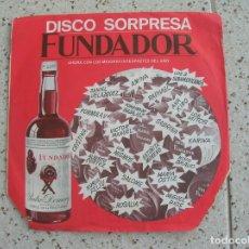 Discos de vinilo: DISCO DE FUNDADOR ,MARIA OSTIZ. Lote 182409708