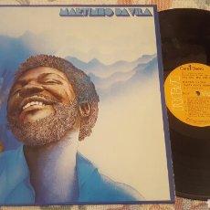 Discos de vinilo: MARTINHO DA VILA CANTA MINHA GENTE LP 1975 ESPAÑA. Lote 182412772