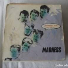 Discos de vinilo: MADNESS TOMORROW'S JUST ANOTHER DAY . Lote 182425018