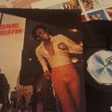 Discos de vinilo: DAVID RUFFIN IN MY STRIDE LP MOTOWN. Lote 182425025