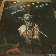 Discos de vinilo: LUIS EDUARDO AUTE - ENTRE AMIGOS . 2 LP. Lote 182430112