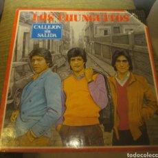 Discos de vinilo: LOS CHUNGUITOS - CALLEJÓN SIN SALIDA. Lote 182430580