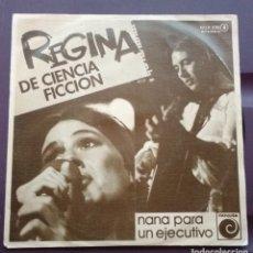 Discos de vinilo: REGINA - DE CIENCIA FICCIÓN. Lote 182430927