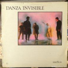 Discos de vinilo: DANZA INVISIBLE - SUEÑOS - MAXI - MR 1982 EDICIÓN ESPAÑOLA. Lote 182433442