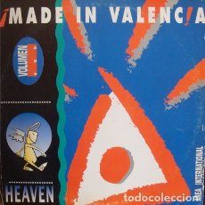 Discos de vinilo: MADE IN VALENCIA VOLUMEN 1* ‎– HEAVEN. Lote 182436608
