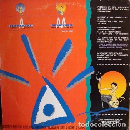 Discos de vinilo: Made In Valencia Volumen 1* – Heaven - Foto 2 - 182436608