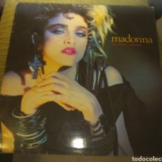 Discos de vinilo: MADONNA - THE FIRST ALBUM. Lote 182440786