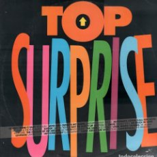 Discos de vinilo: TOP SURPRISE - SNOOPY DOGGY DOGG / SALT´N´PEPA...LP DE 1990 RF-7912 , BUEN ESTADO. Lote 182451913