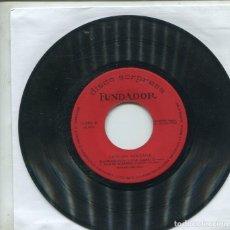 Discos de vinilo: MARCAS COMERCIALES - FUNDADOR 10.084 (CANCION MEXICANA) EP FUNDADOR 1965). Lote 289783173