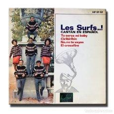 Discos de vinilo: LES SURFS - CANTAN EN ESPAÑOL . Lote 182454478