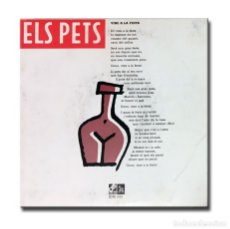 Discos de vinilo: ELS PETS - VINE A LA FESTA / NO SOC UN FORAT . Lote 182456043
