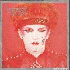 Discos de vinilo: VISAGE - SINGLE POLYDOR DE 1981 RF-4168. Lote 182458697