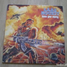 Discos de vinilo: LP. LAAZ ROCKIT. KNOW YOUR ENEMY. BUENA CONSERVACION. Lote 182463716