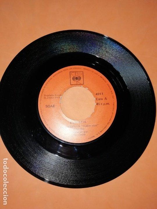 Discos de vinilo: CHRISTIE. YELLOW RIVER. DOWN THE MISSISSIPPI LINE. CBS 1970 - Foto 3 - 182469415