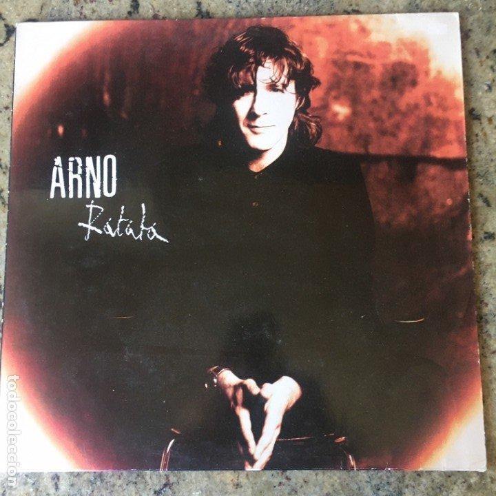 ARNO - RATATA . LP . 1990 FRANCIA (Música - Discos - LP Vinilo - Pop - Rock Extranjero de los 90 a la actualidad)