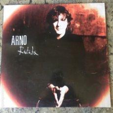 Discos de vinilo: ARNO - RATATA . LP . 1990 FRANCIA . Lote 182469811