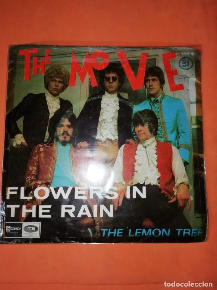 THE MOVE. FLOWERS IN THE RAIN. THE LEMON TREE. STATESIDE 1967 (Música - Discos - Singles Vinilo - Pop - Rock Extranjero de los 50 y 60)
