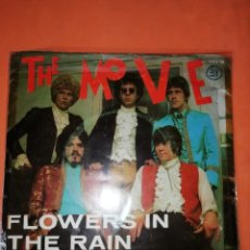 Discos de vinilo: THE MOVE. FLOWERS IN THE RAIN. THE LEMON TREE. STATESIDE 1967. Lote 182470585