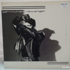 Discos de vinilo: MAXI SINGLE - GARYNUMAN / NEW ANGER / ILSG 1003. Lote 182488387