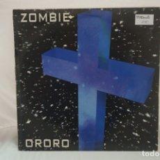 Discos de vinilo: MAXI SINGLE - ZOMBIE ORORO / MRX MUSIC. Lote 182488527