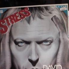 Discos de vinilo: DAVID CHRISTIE-STRESS. Lote 182514772