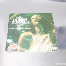 Discos de vinilo: DONNA SUMMER ---LOVE TO LOVE YOU BABY ORIGINAL AÑO 1975 ARIOLA 1975. Lote 180955690