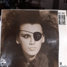 Discos de vinilo: DEAD OR ALIVE-IN TOO DEEP (OFF YER MONG. Lote 182522920