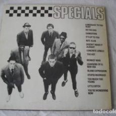 Discos de vinilo: THE SPECIALS THE SPECIALS. Lote 182526872