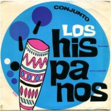 Discos de vinilo: CONJUNTO LOS HISPANOS – 4 ÉXITOS - EP SPAIN 1969 - DISCOPHON EP504. Lote 182528631