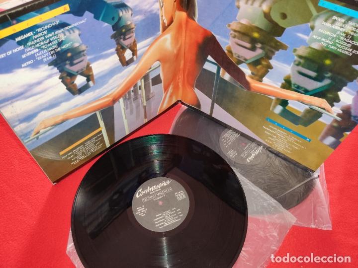 Discos de vinilo: TECHNO VALENCIA VOL.3 2LP 1993 GATEFOLD ESPAÑA SPAIN RECOPILATORIO SEVENEBB+METRO+SPOOK+ETC - Foto 2 - 182529831