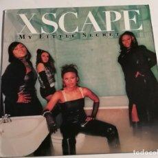 Discos de vinilo: XSCAPE - MY LITTLE SECRET - 1998. Lote 182543485