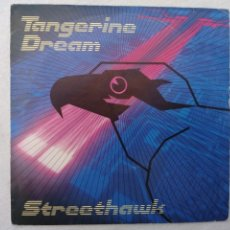 Discos de vinilo: TANGERINE DREAM.RARO SG.COLECCIONISTAS. Lote 182545342