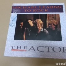 Discos de vinilo: MICHAEL LEARN TO ROCK (SN) THE ACTOR AÑO 1991. Lote 43321473