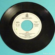 Discos de vinilo: MIGUEL RÍOS. UNITED. THE WIND OF CHANGE. DISCO DE PROMOCIÓN. HISPAVOX 1971. Lote 182560805