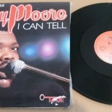 Discos de vinilo: KENNY MOORE / I CAN TELL (ED. ESPAÑOLA) / MAXI-SINGLE 12 INCH. Lote 182569573