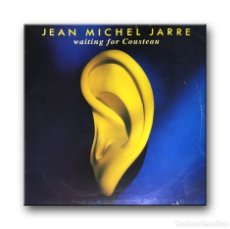 Discos de vinilo: JEAN MICHEL JARRE - WAITING FOR COUSTEAU . Lote 182571780