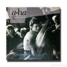 Discos de vinilo: A-HA - HUNTING HIGH AND LOW. Lote 182573357