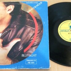 Disques de vinyle: DAVID GILMOUR / BLUE LIGHT / MAXI-SINGLE 12 INCH. Lote 182574135
