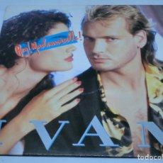 Discos de vinilo: LP - IVÁN - HEY ! MADEMOISELLE ! - 1986 - HEY! MADEMOISELLE!. Lote 182577332